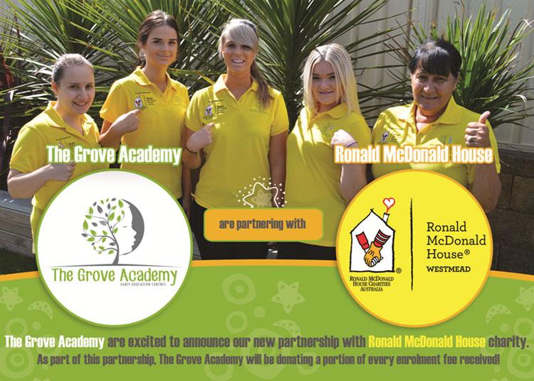 Ronald McDonald House Partnership