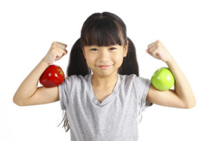 Kids Excited About Eating Healthy