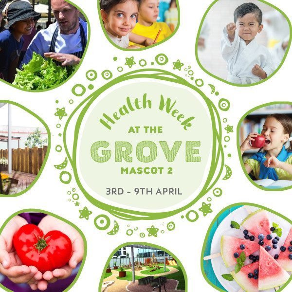 The Grove Academy - Grove Health Week