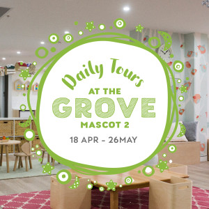 The Grove Academy, Mascot 2 - Daily Tours