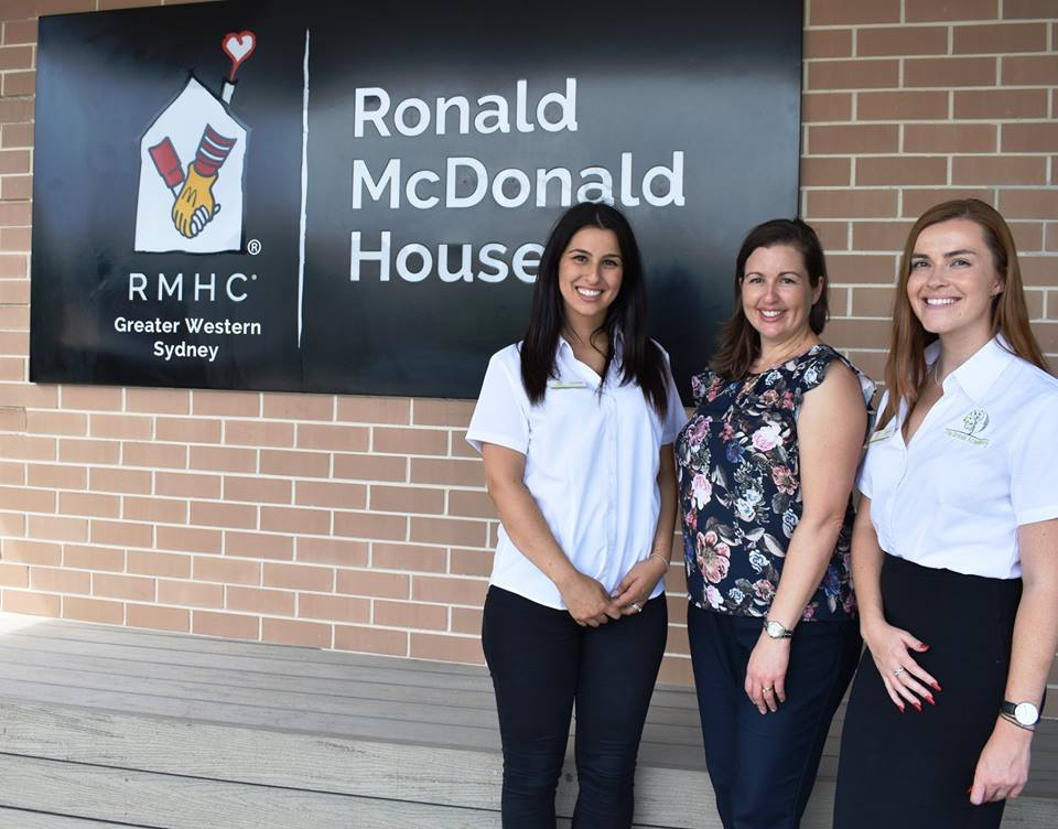 Ronald McDonald House New Learning Centre