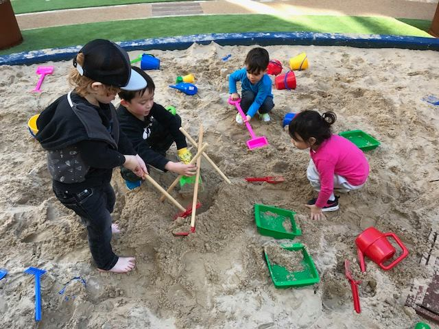 nature benefit of outdoor play