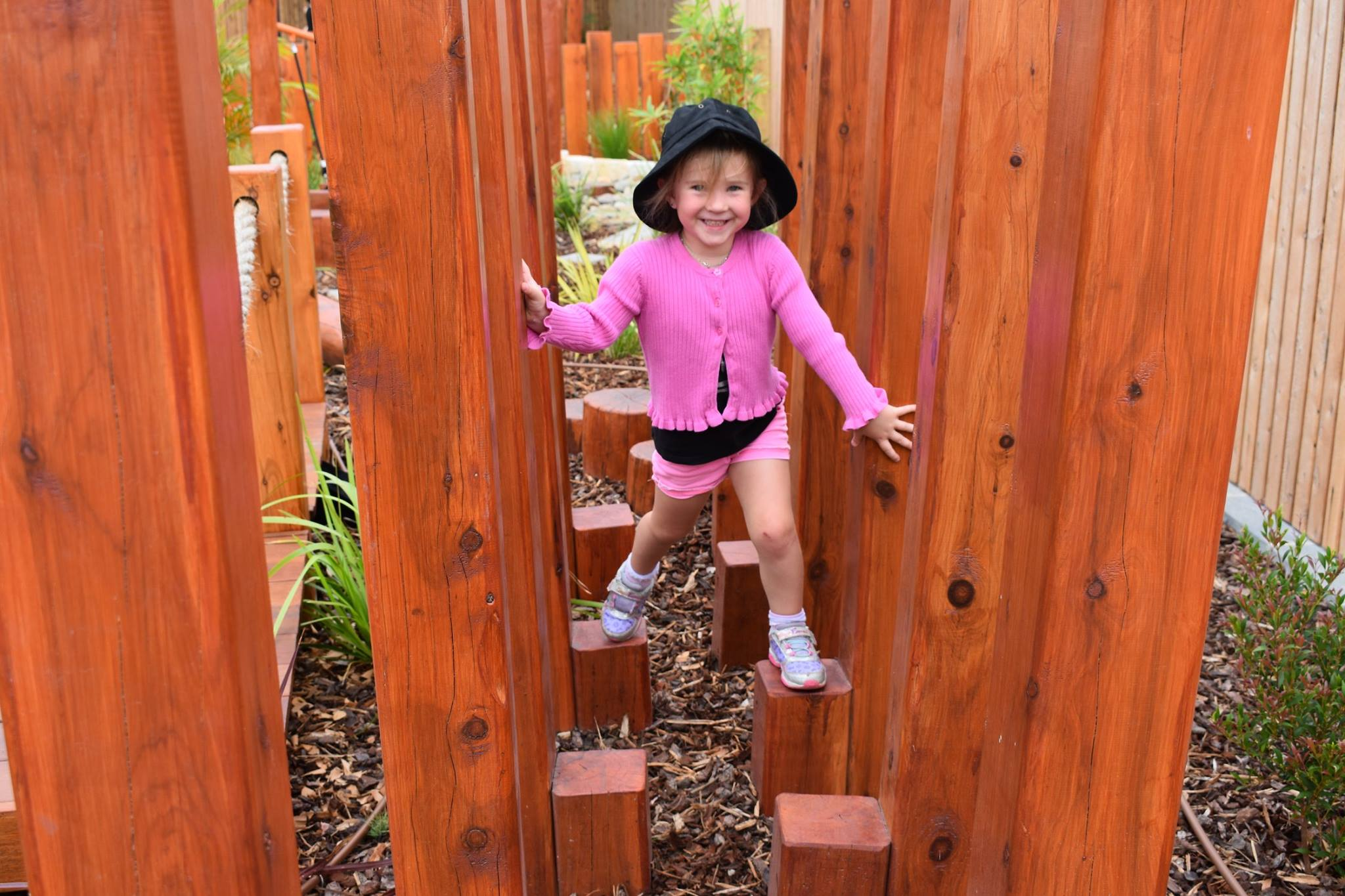 physical benefit of outdoor play