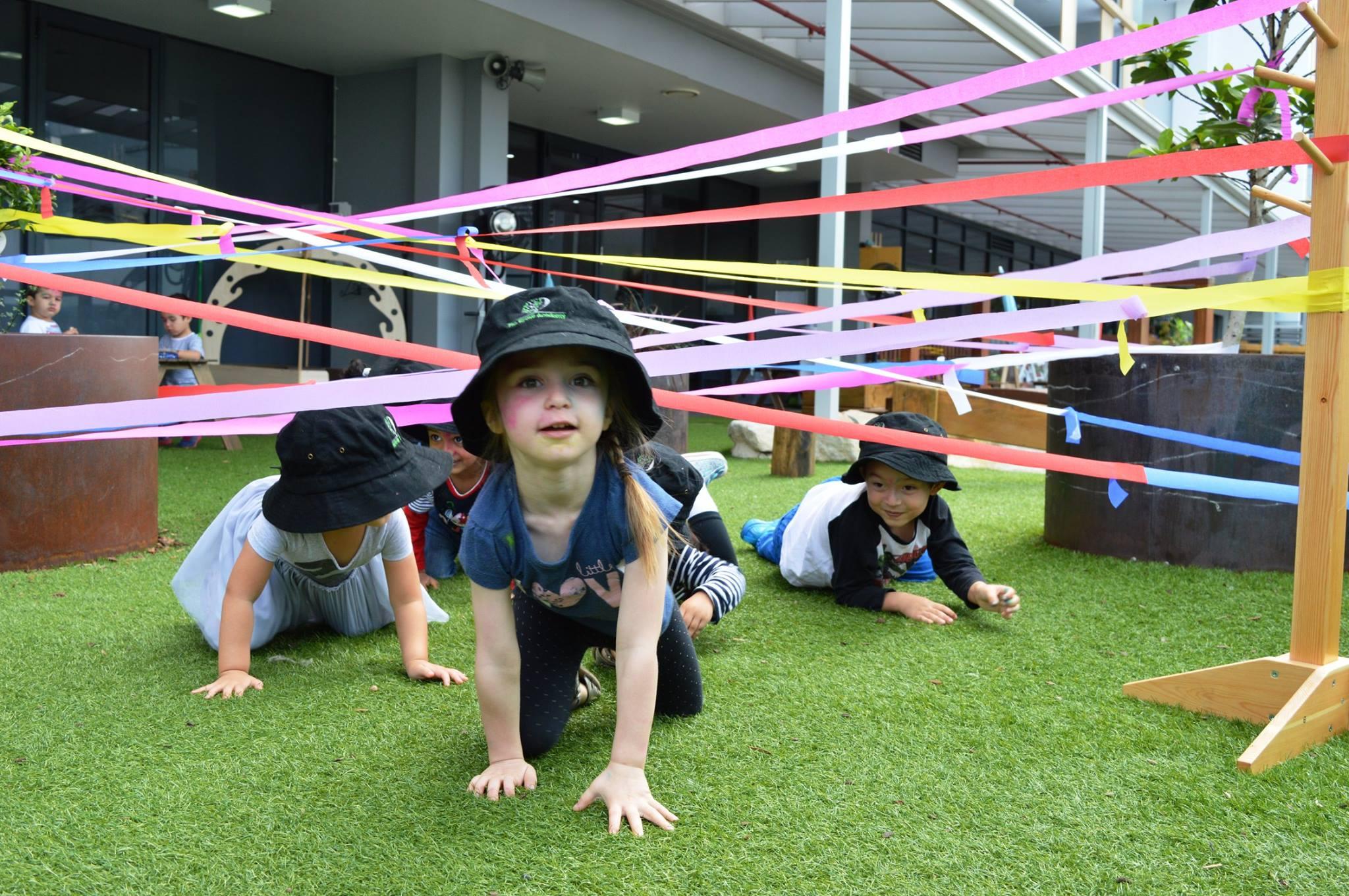 developmental benefit of outdoor play