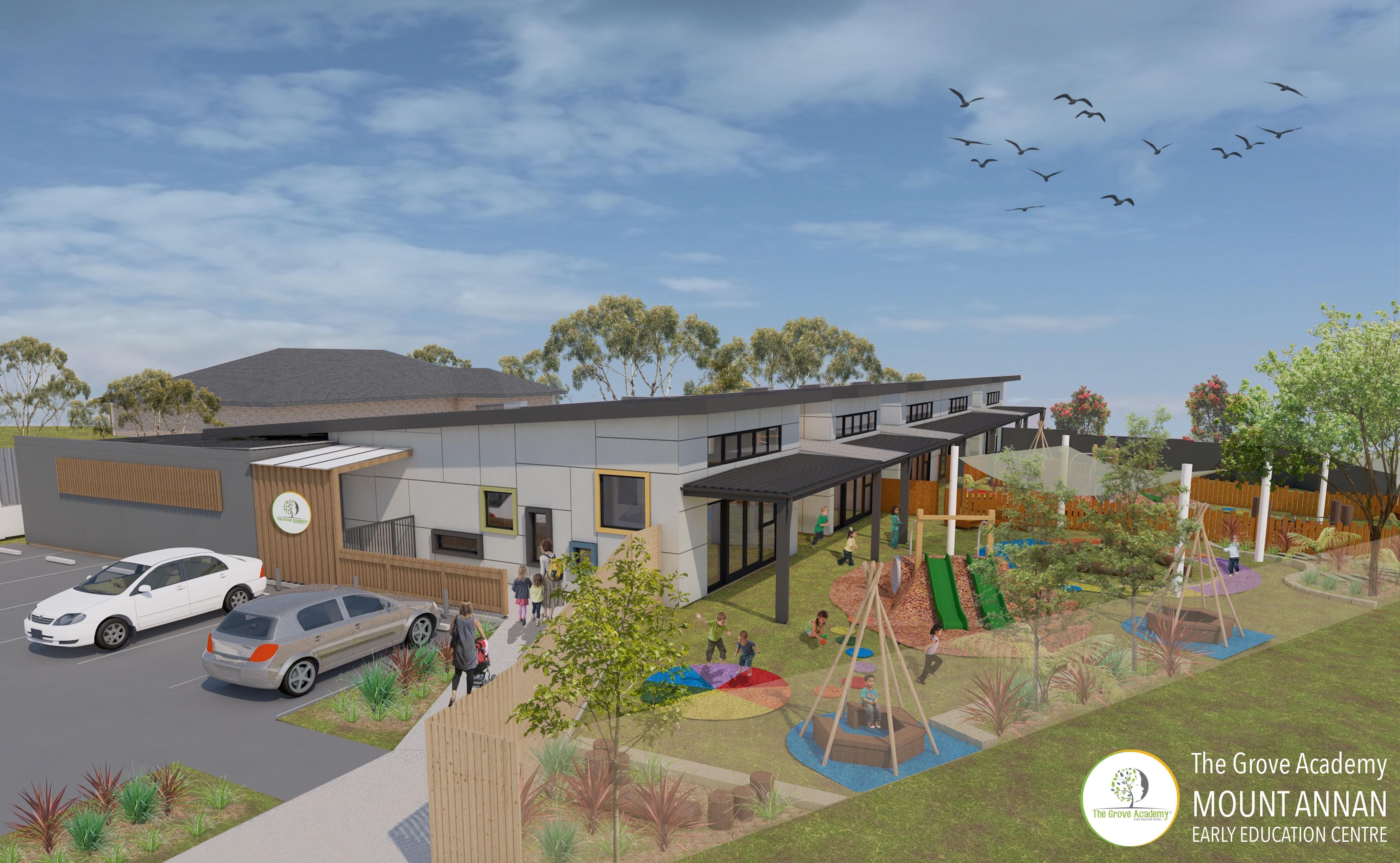 Mount Annan childcare daycare