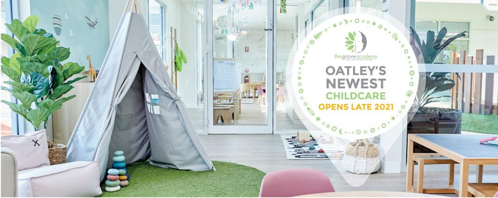 New Oatley Chu=ildcare Announcement Banner